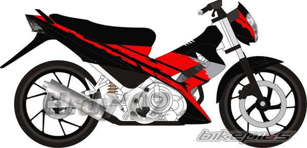 Cutting Sticker Motor