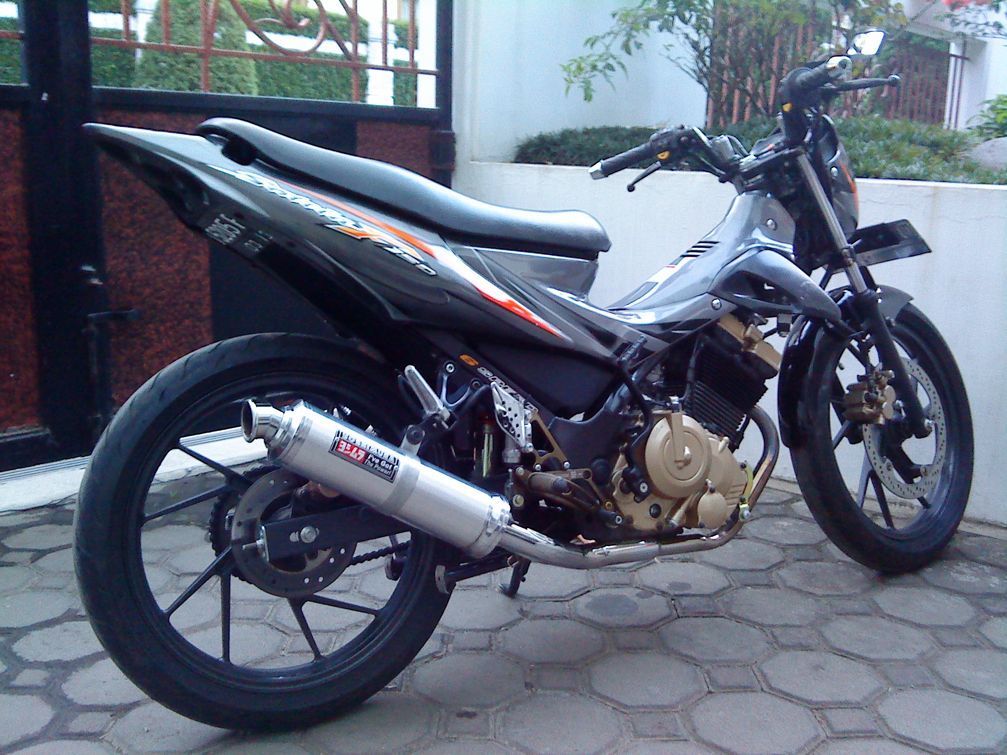 MODIF SATRIA FU 150 My Simple Journey