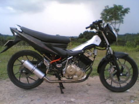 satria FU 150